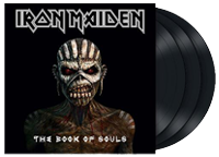 The Book Of Souls(Parlophone 2015)